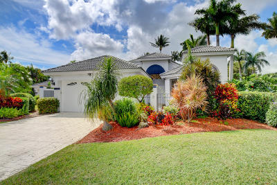 Boca Raton Single Family Home For Sale: 2143 NW 60th Circle #2143