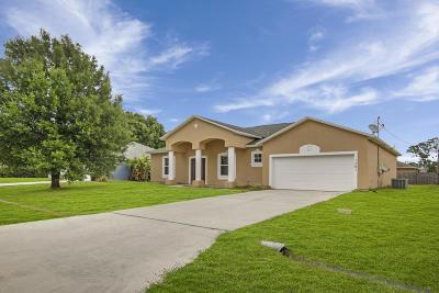 Single Family Home For Sale: 1761 SW Advana Street