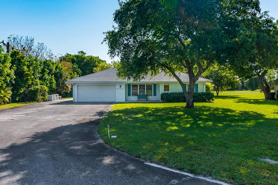 Delray Beach Single Family Home Contingent: 235 Homewood Boulevard
