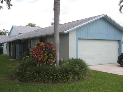 Boca Raton Single Family Home For Sale: 9141 SW 22nd Street #A