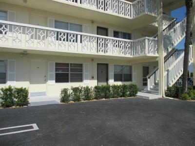 West Palm Beach Rental Pending: 3915 S Flagler Drive #102