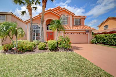 Boca Raton Single Family Home For Sale: 21983 Altona Drive