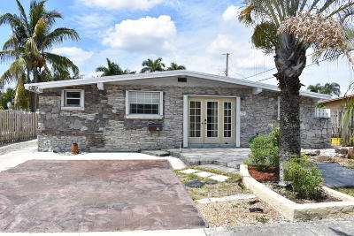 Palm Springs Single Family Home For Sale: 79 Tortuga Road