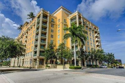 West Palm Beach Condo For Sale: 403 S Sapodilla Avenue #412