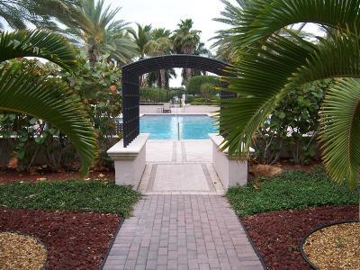 Palm Beach Gardens Condo For Sale: 3022 Alcazar Place #306