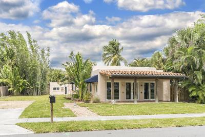 Delray Beach Single Family Home For Sale: 17 NE 6th Street