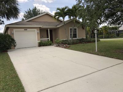 Stuart Single Family Home For Sale: 8989 SW Bonneville Drive