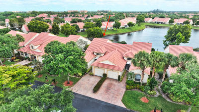 Delray Beach Single Family Home For Sale: 14510 Via Royale