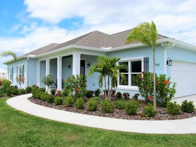 Port Saint Lucie Single Family Home For Sale: 18002 Bridle Way