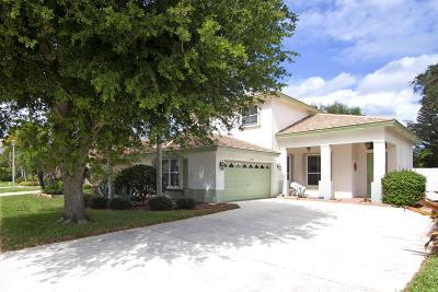 Boynton Beach Single Family Home For Sale: 7834 Manor Forest Boulevard