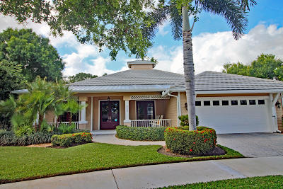 Hobe Sound Single Family Home Contingent: 8050 Mammoth Drive SE