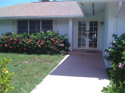 Stuart Rental For Rent: 1 Indialucie Parkway