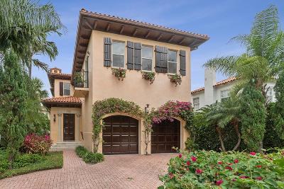Palm Beach Single Family Home Contingent: 245 Seminole Avenue