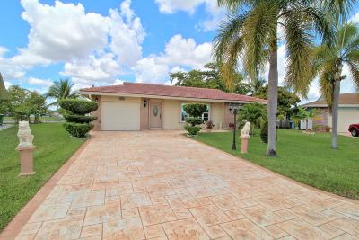 Tamarac Single Family Home For Sale: 7013 NW 95th Terrace