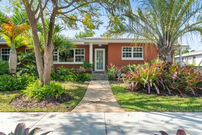 Lake Worth, Lakeworth Single Family Home For Sale: 213 Vanderbilt Drive