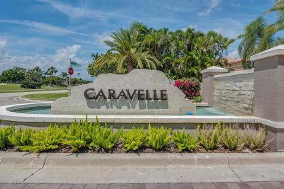 Boca Raton Townhouse For Sale: 22636 Caravelle Circle