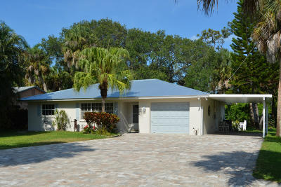 Stuart Single Family Home Contingent: 1136 SE Saint Lucie Boulevard