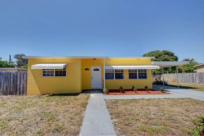 Boynton Beach Rental For Rent: 2627 NE 4th Street
