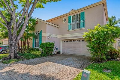 Palm Beach Gardens Single Family Home For Sale: 7 Via Sorrento