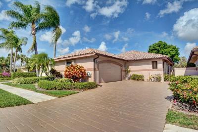 Delray Beach Single Family Home For Sale: 15982 Lomond Hills Trail