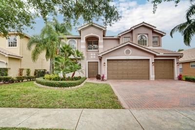 Saturnia Single Family Home For Sale: 19549 Estuary Drive