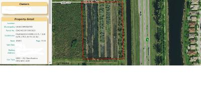 Delray Beach Residential Lots & Land For Sale: 000 Vacant Lot
