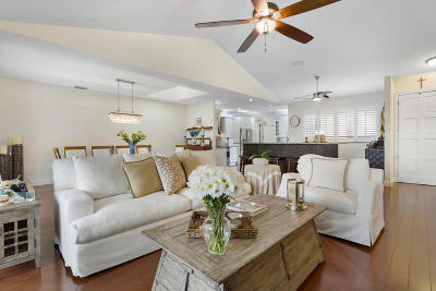 West Palm Beach Single Family Home Contingent: 1797 Gulfstream Way