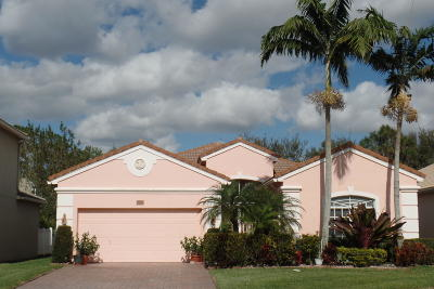 Single Family Home For Sale: 2684 Reids Cay