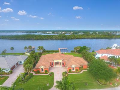 Port Saint Lucie  Single Family Home For Sale: 12188 SE Riverbend Lane