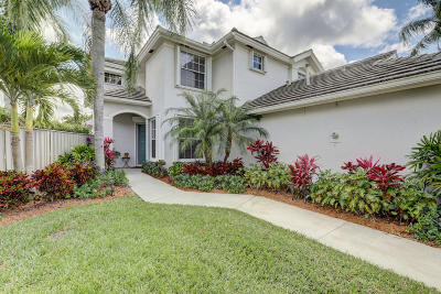 Palm Beach Gardens Single Family Home For Sale: 641 Masters Way