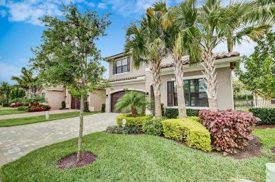 Delray Beach Single Family Home For Sale: 13709 Moss Agate Avenue