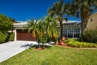 Boynton Beach Single Family Home For Sale: 3875 Providence Road