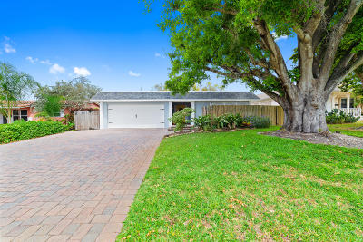 Pompano Beach Single Family Home For Sale: 1513 SE 2 Street
