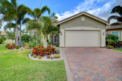 Boynton Beach Single Family Home For Sale: 8221 Pikes Peak Avenue