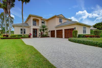 Boca Raton Single Family Home For Sale: 11102 Blue Coral Drive