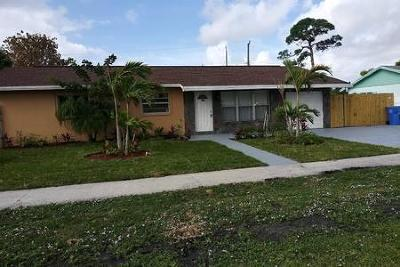 Lantana Single Family Home For Sale
