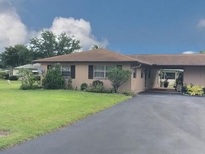 delray beach Single Family Home For Sale: 133 Mockingbird Lane