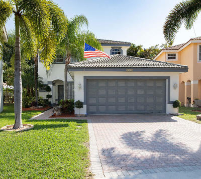 Coral Springs Single Family Home For Sale: 5375 NW 116th Avenue