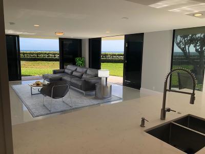 Palm Beach Condo For Sale: 3400 S Ocean Boulevard #1eii
