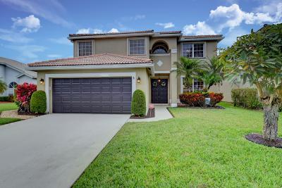 Boca Raton Single Family Home For Sale: 10862 Crescendo Circle