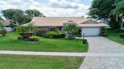 Delray Beach Single Family Home For Sale: 16885 River Birch Circle
