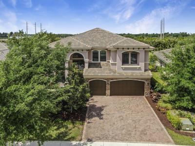 Boynton Beach Single Family Home For Sale: 9486 Equus Circle