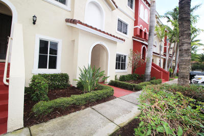 Boynton Beach Rental For Rent: 411 Bayfront Drive