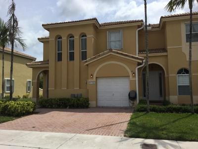 Miami-Dade County Townhouse For Sale: 11705 SW 138 Avenue