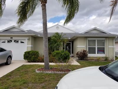 Single Family Home For Sale: 6507 Alheli