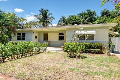 Delray Beach Multi Family Home For Sale: 631 Allen Avenue