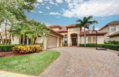 Delray Beach Single Family Home For Sale: 16194 Rosecroft Terrace