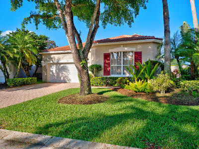 Palm Beach Gardens Single Family Home For Sale: 150 Sunset Bay Drive