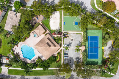 Coconut Creek Single Family Home For Sale: 5026 Heron Court