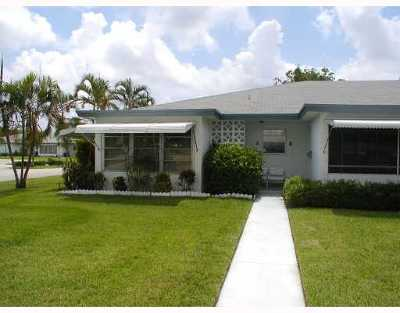 Delray Beach FL Rental For Rent: $1,500